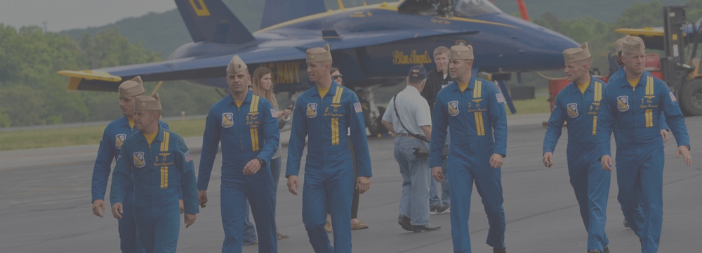 A Message from    Blue Angel Commander Ryan Bernacchi   Watch Video