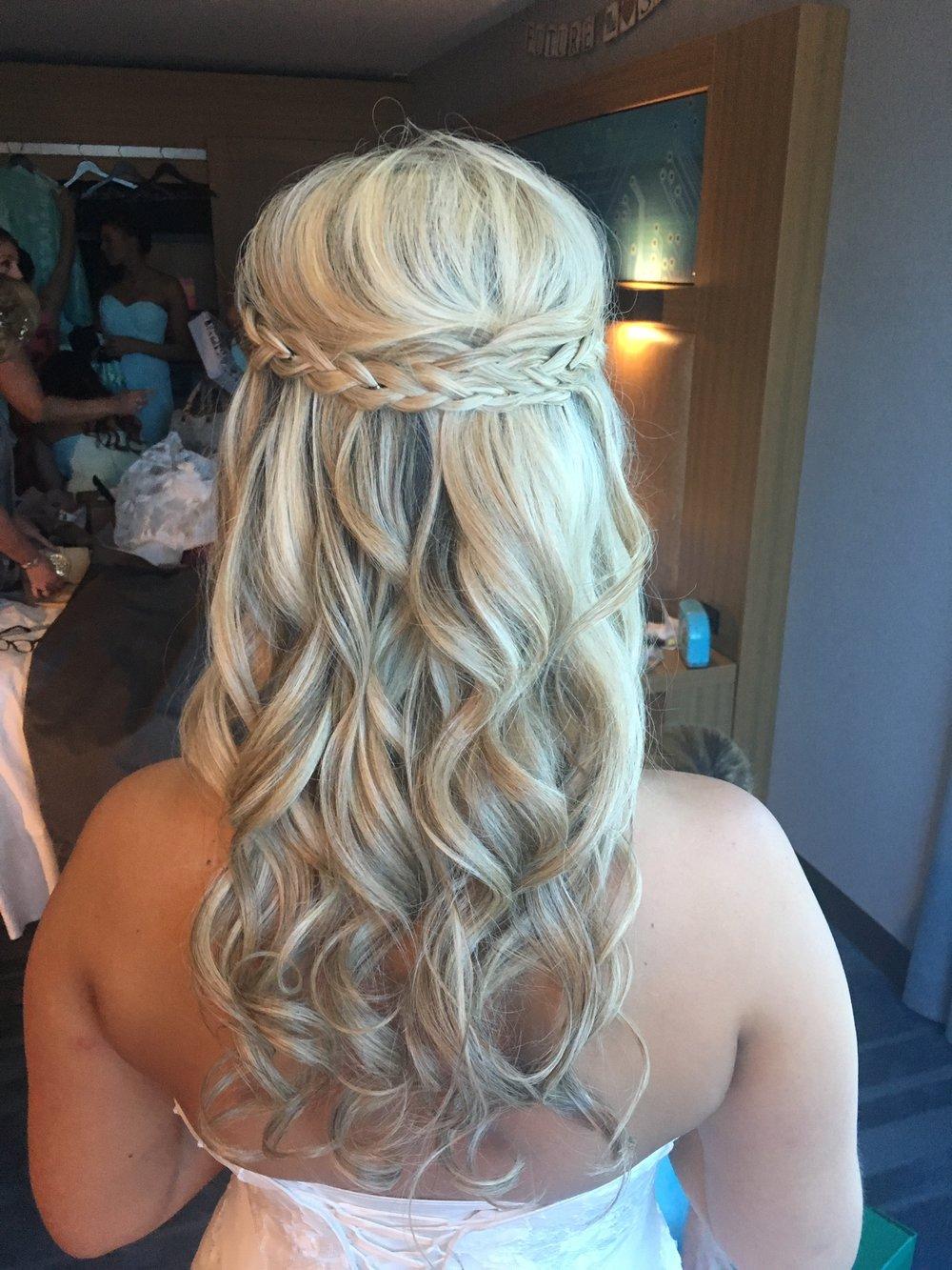 Hair:Brianna Gomes