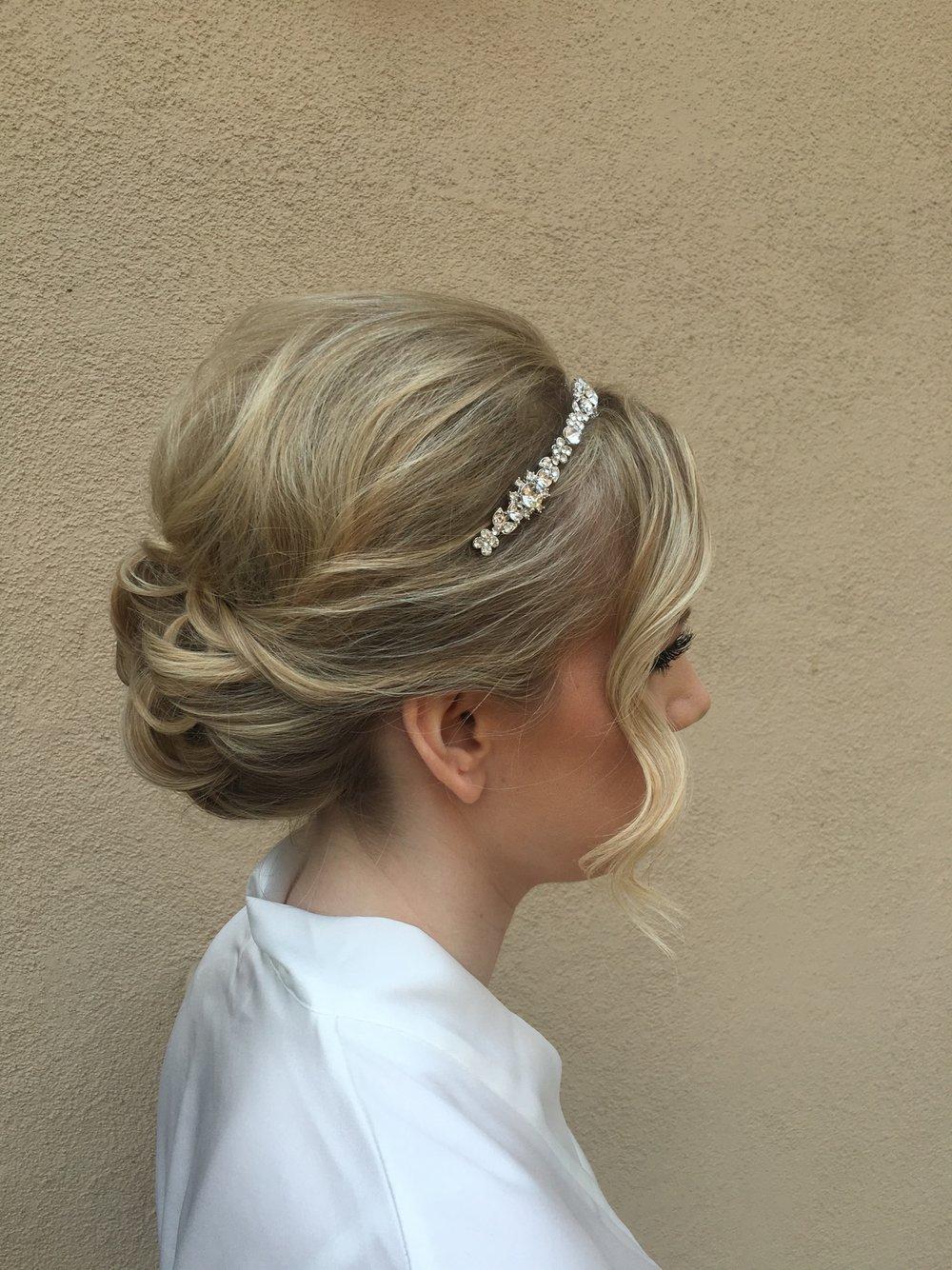 Hair:Brianna Gomes  Makeup: Brianna Gomes