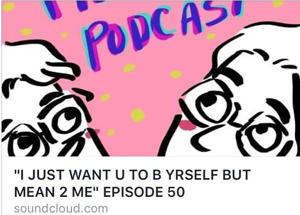 ✨EPISODE 50✨ Suction cup dildo, new fav lube & top/bottom book review! . . . #queersex #queerpodcast #lgbtq #lgbtqai #sexpodcast #dildo #lube #topandbottom #episode50