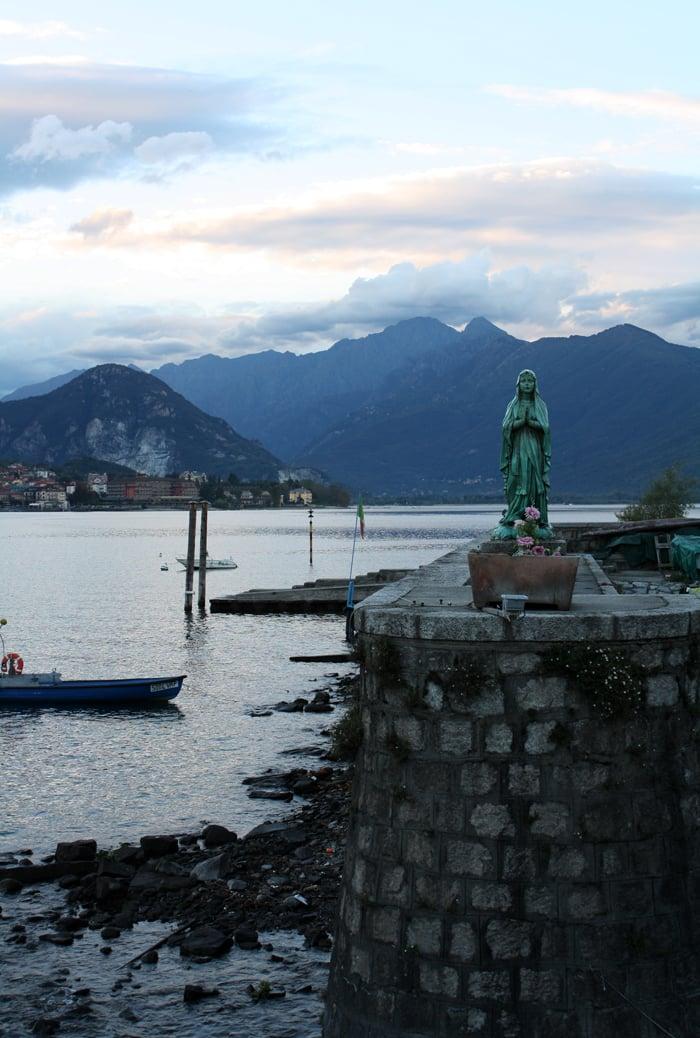 L'isola Pescatore, Stresa, Italy