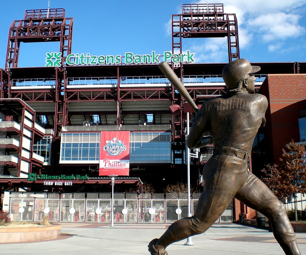 Citizens Bank Park, Philadelphia, Pennsylvania