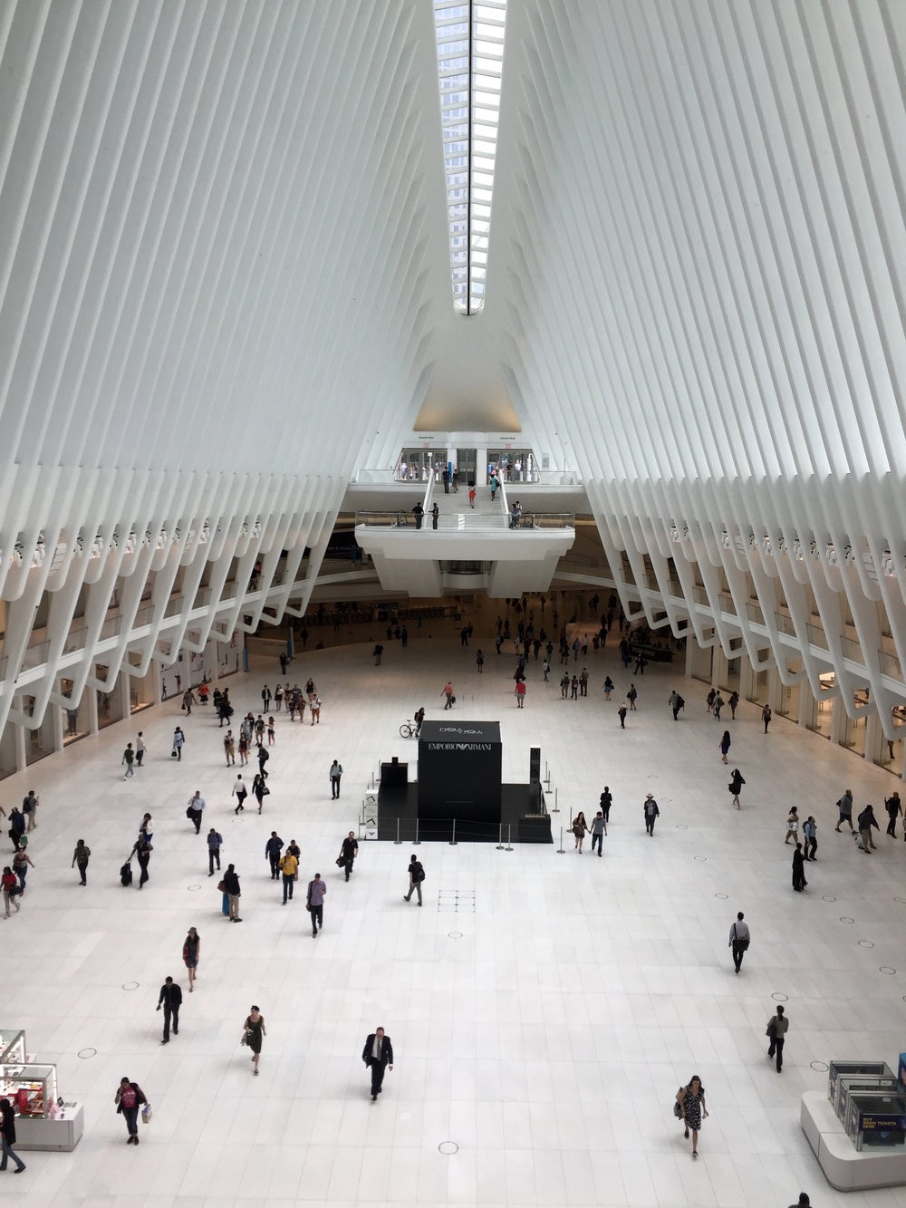 The Oculus, World Trade Center