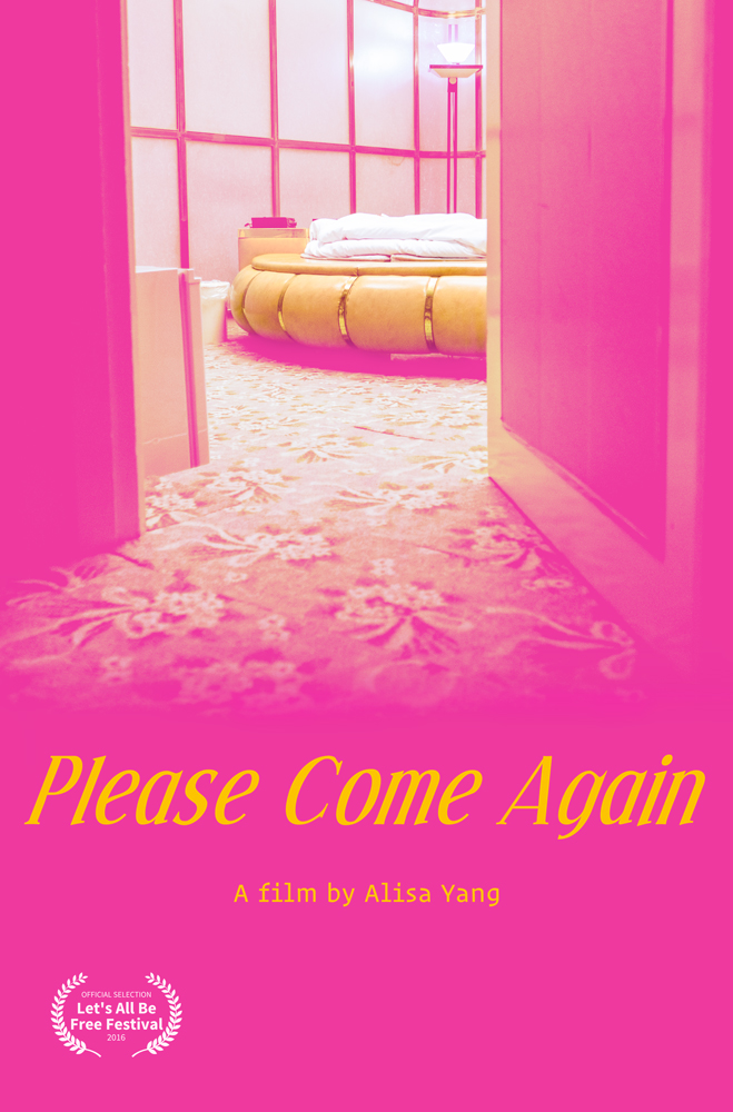 "film poster for ""Please Come Again"""