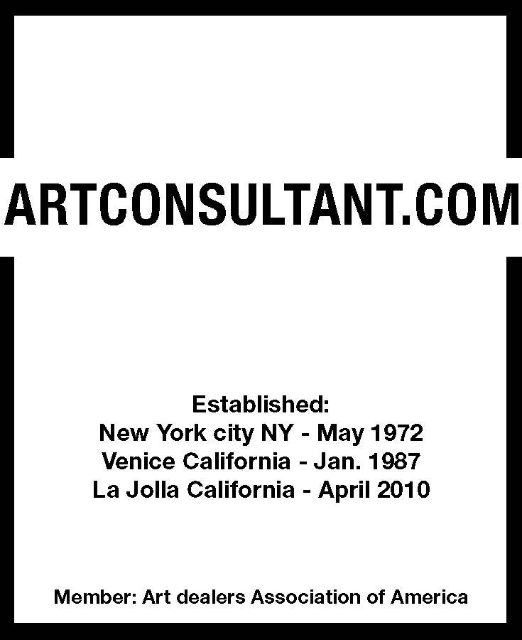 ad for Artconsultant.com