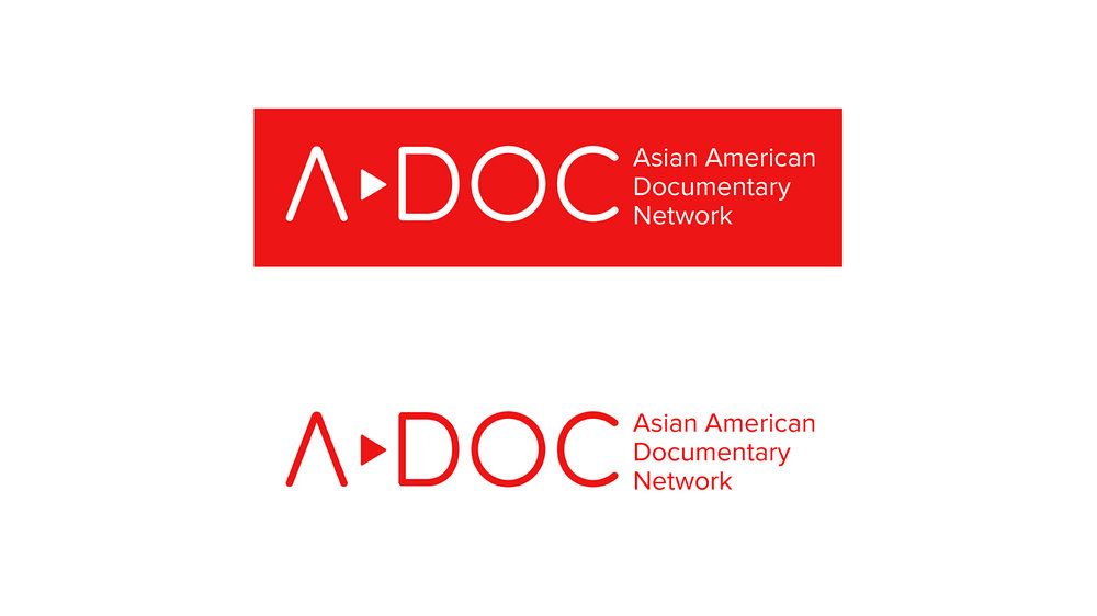 Logo design for Asian American Documentary Network