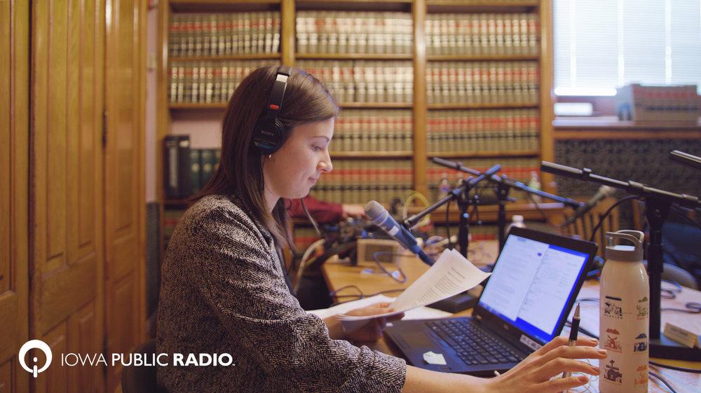 Inside Iowa Public Radio
