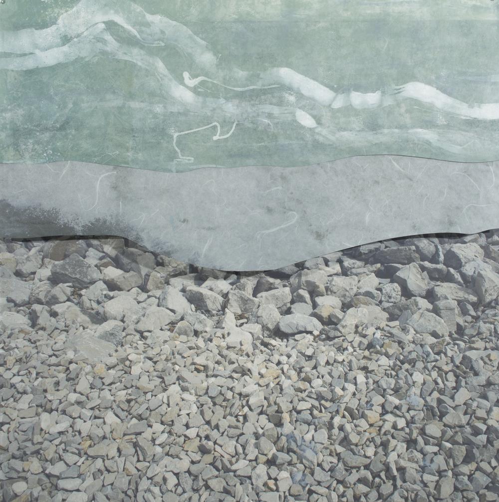 Rocks Meet Water