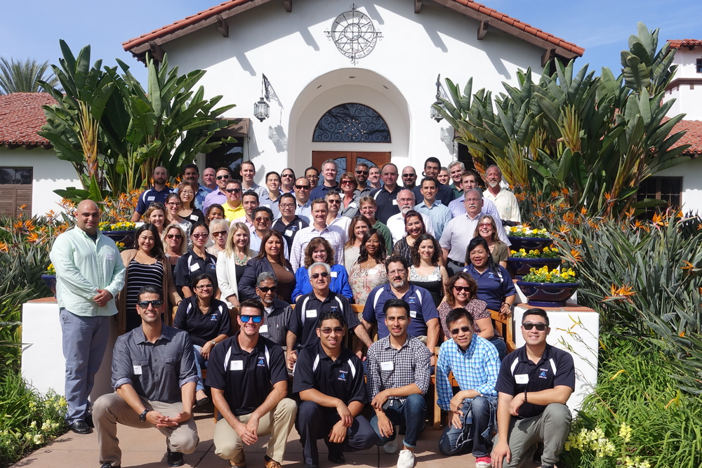 Group Delta Consultants 2015 Annual Corporate Meeting and Retreat in Carlsbad, CA