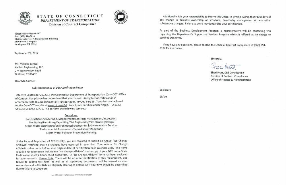 DBE Cert Letter.JPG