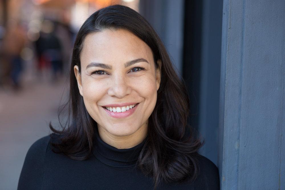 Marina Aris Author Headshot
