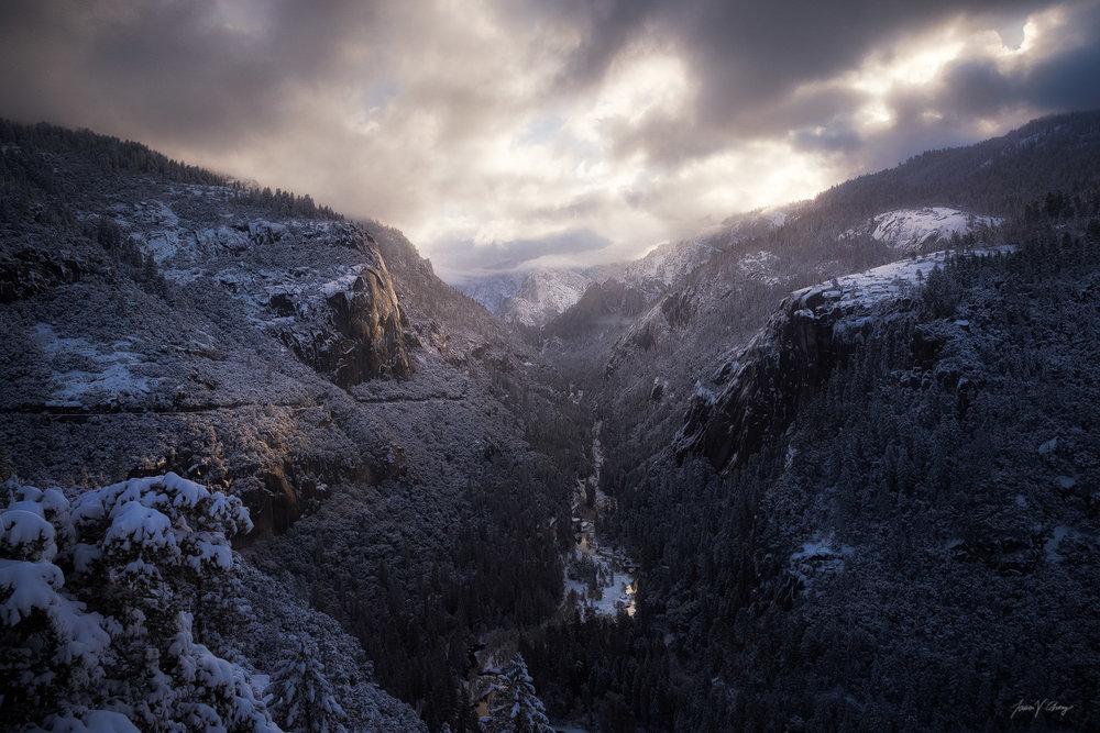 Stormy Pass