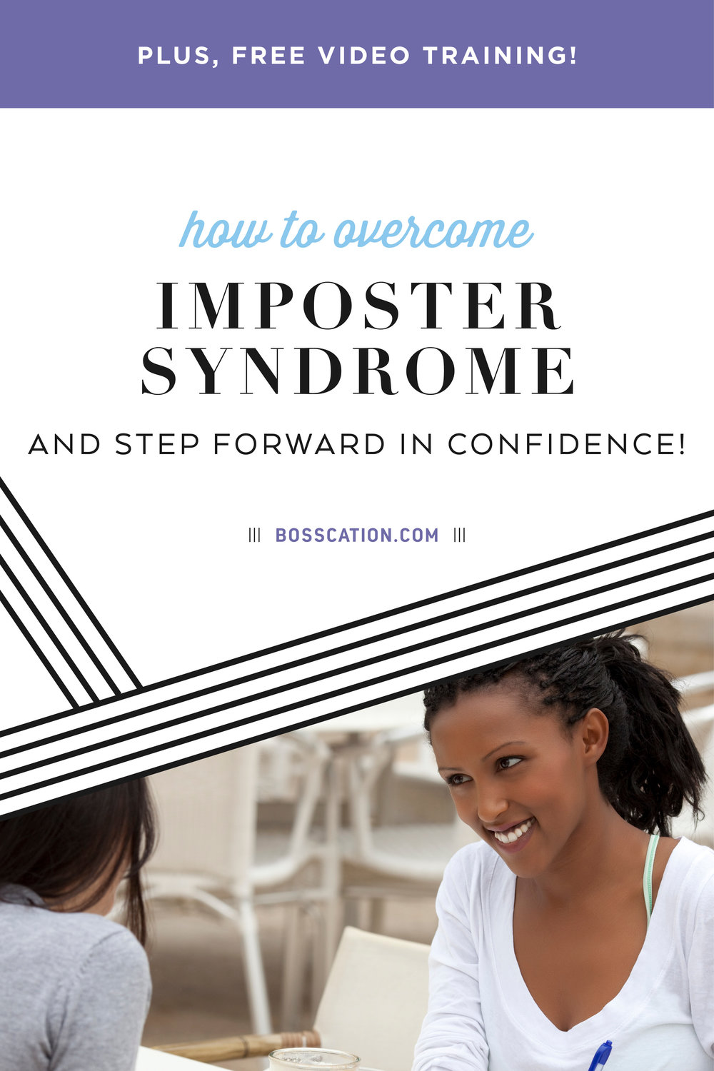 Do you suffer from imposter syndrome or feel like a fraud? Do you hold yourself back out of lack of confidence? Do you feel you're not smart enough, talented enough or experienced enough?   It's time to stop playing it small so you can reach your potential and make more money in your business!