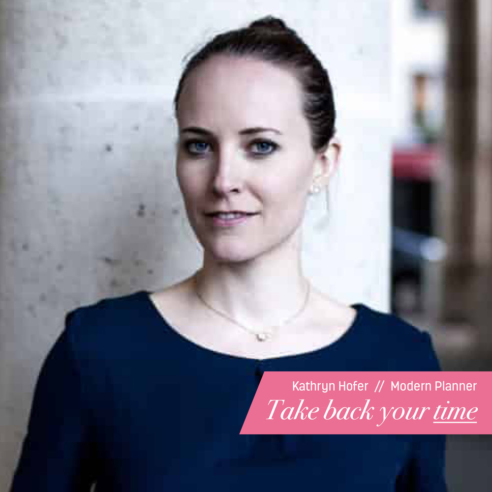 Kathryn Hofer – Modern Planner