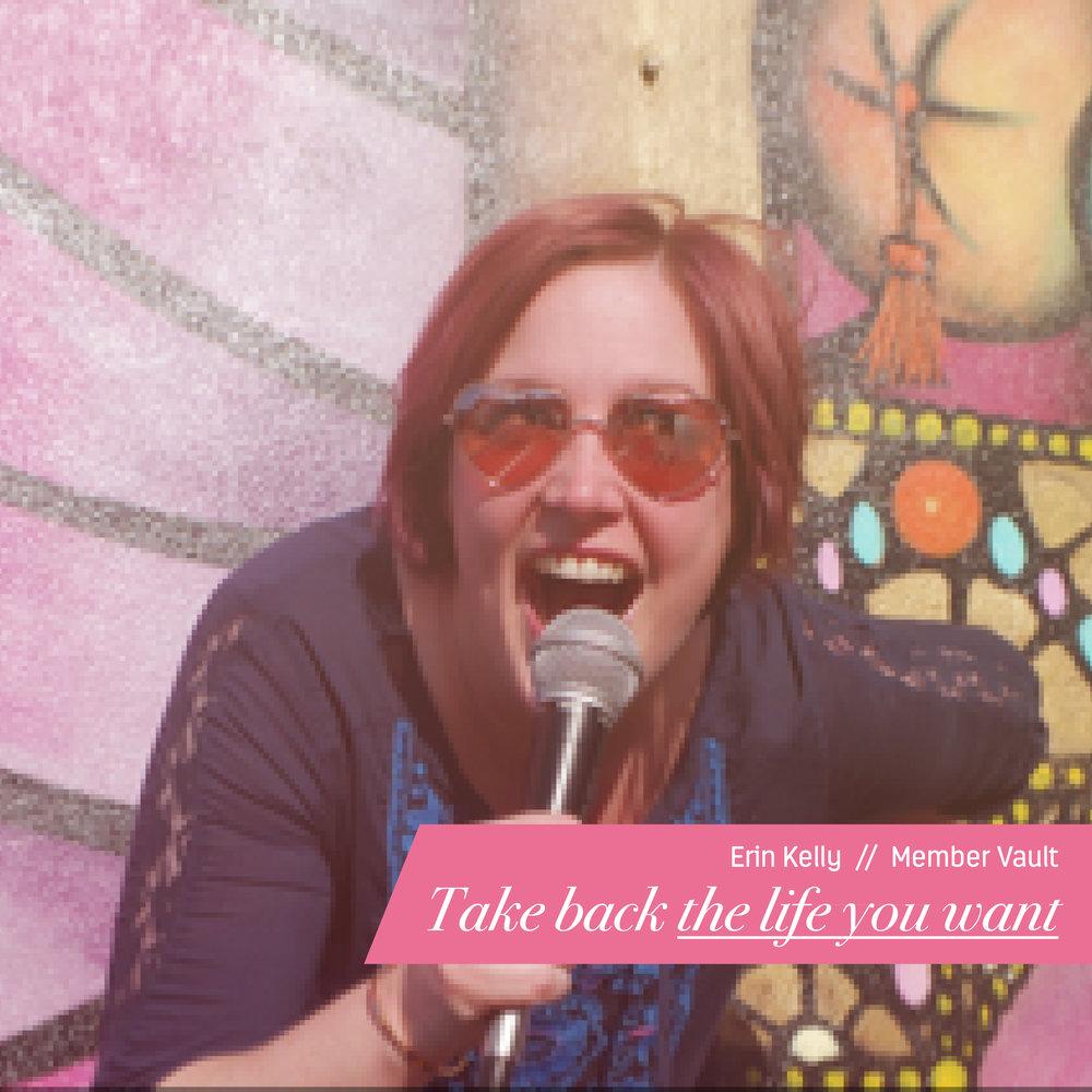 Erin Kelly – Member Vault