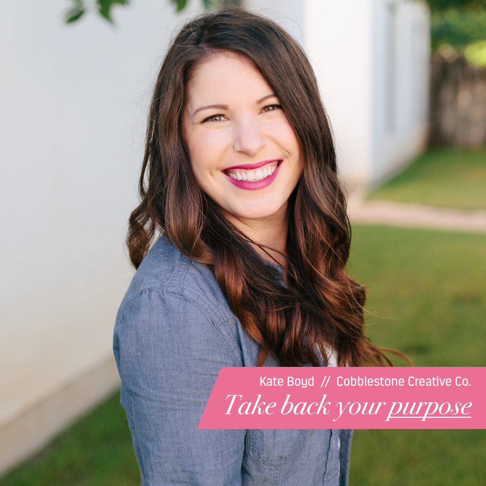 Kate Boyd – Cobblestone Creative Co