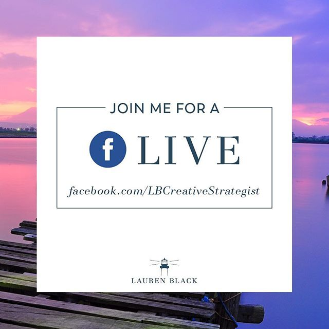 Forget the resolutions — no one sticks to those anyway! Instead, if you want real change, make REVOLUTIONS. Join me LIVE on Facebook at 3:30pm EST today (January 8th) to hear how YOU can make revolutionary change this year!⠀ ⠀ Join me at facebook.com/LBCreativeStrategist⠀
