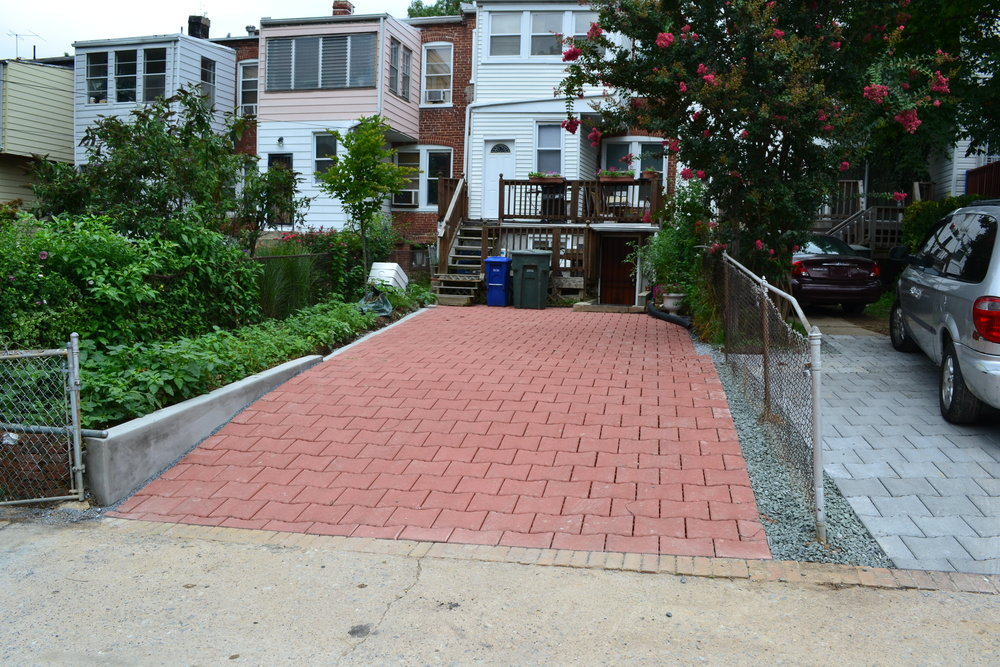 Get a Rebate for Permeable Pavers -