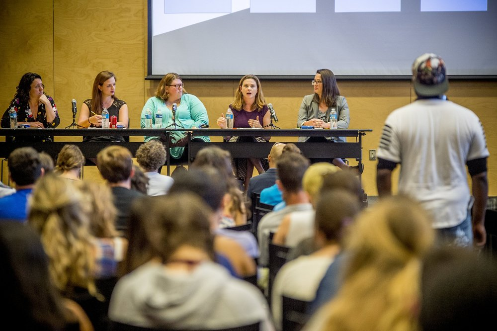USG Sexual Violence Prevention Town Hall