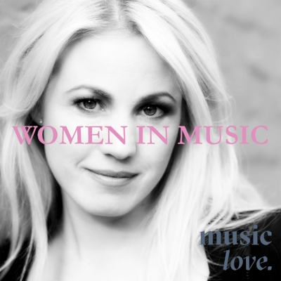 Julie Kerr Women In Music podcast Music Love