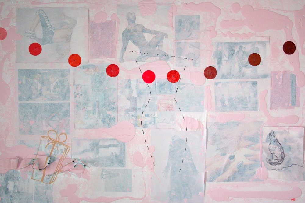 Howl 8 3:4, mixed media, february 2011, 120 x 82 cm.jpg