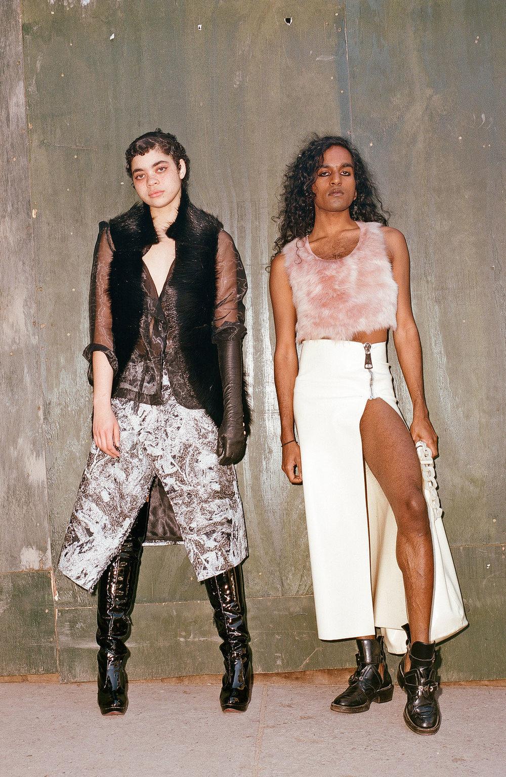 http://fashionista.com/2017/02/nyfw-new-designers-fall-2017 #FASHIONISTA