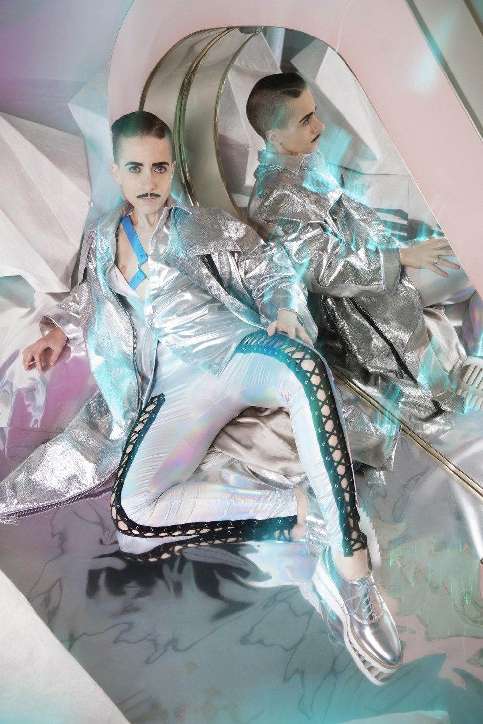 http://www.papermag.com/peep-these-portraits-celebrating-the-gender-fluid-future-from-posture--2445073701.html #PAPERmagazine
