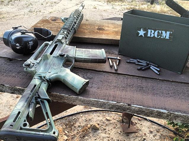 ARP 125 – Building an AR-15 from Scratch – Part 3 — Firearms