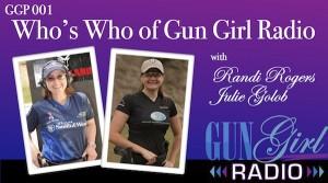 GGP-001 Who's Who of Gun Girl Radio
