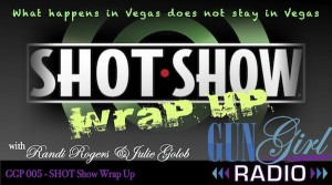 GGR-005 Shot Show Wrap Up