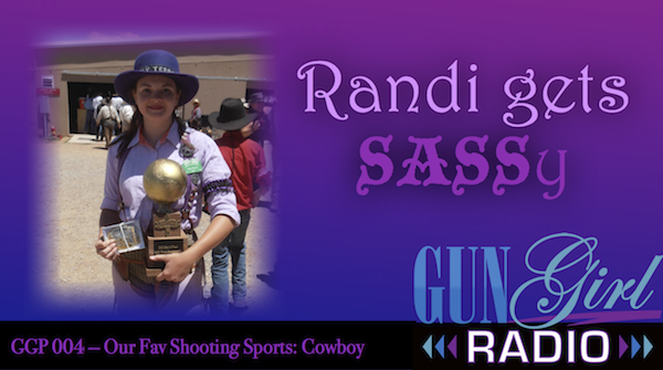 Randi Gets SASSy