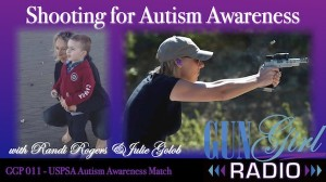 GGP 011 - USPSA Autism Awareness Match