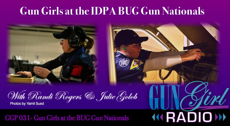 GGP 031 Gun Girls at BUG Natonals