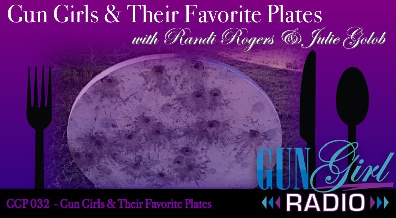 GGP 032 - Gun Girls Favorite Plates