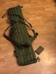 bag rifle