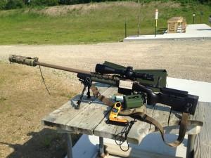garrett rifle