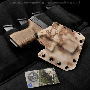 Forest City Tactical Delta Holster