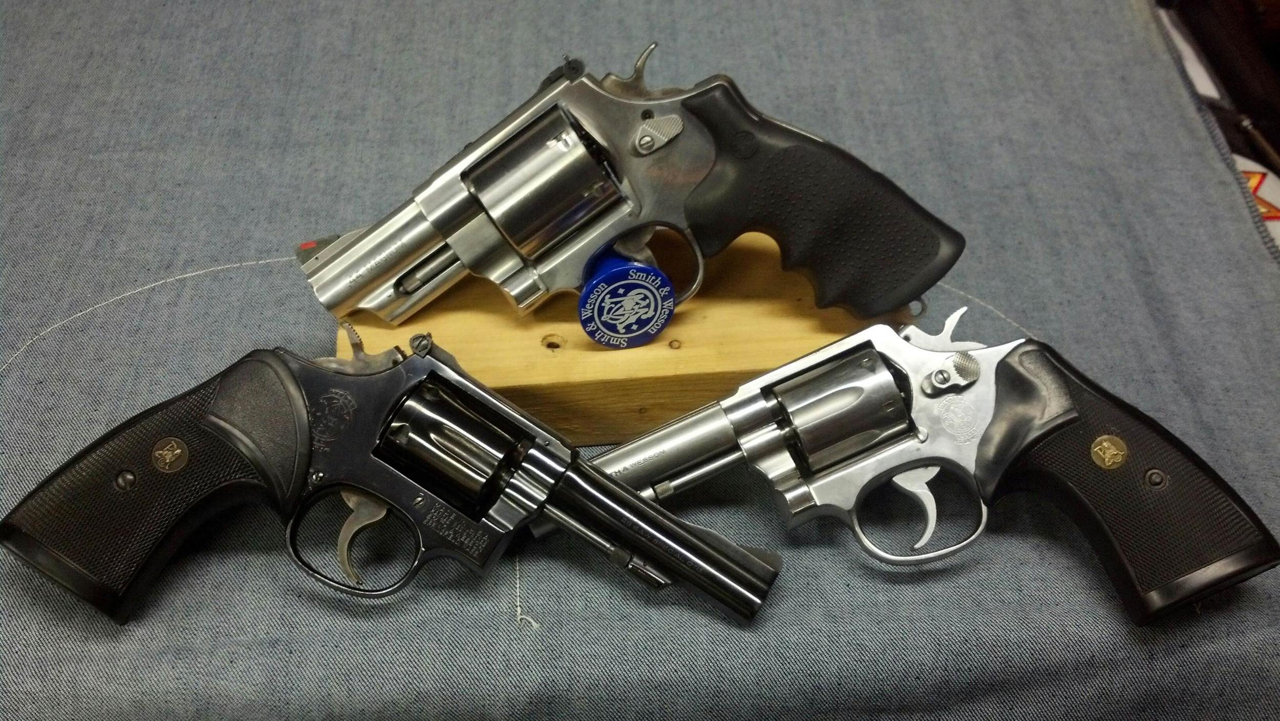 revolvers — Handgun Radio — Firearms Radio Network