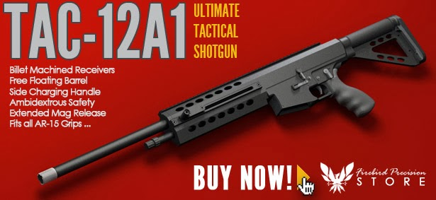 Ultimate 12 Guage Tactical Shotgun