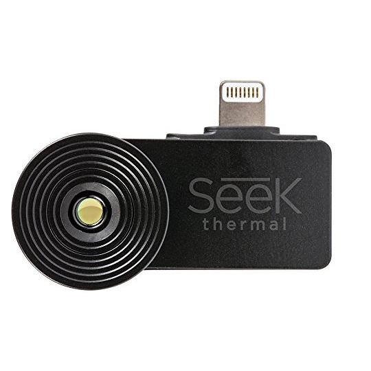 Seek Thermal iOS Camera