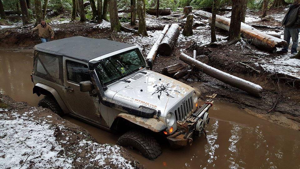 Luke's Jeep