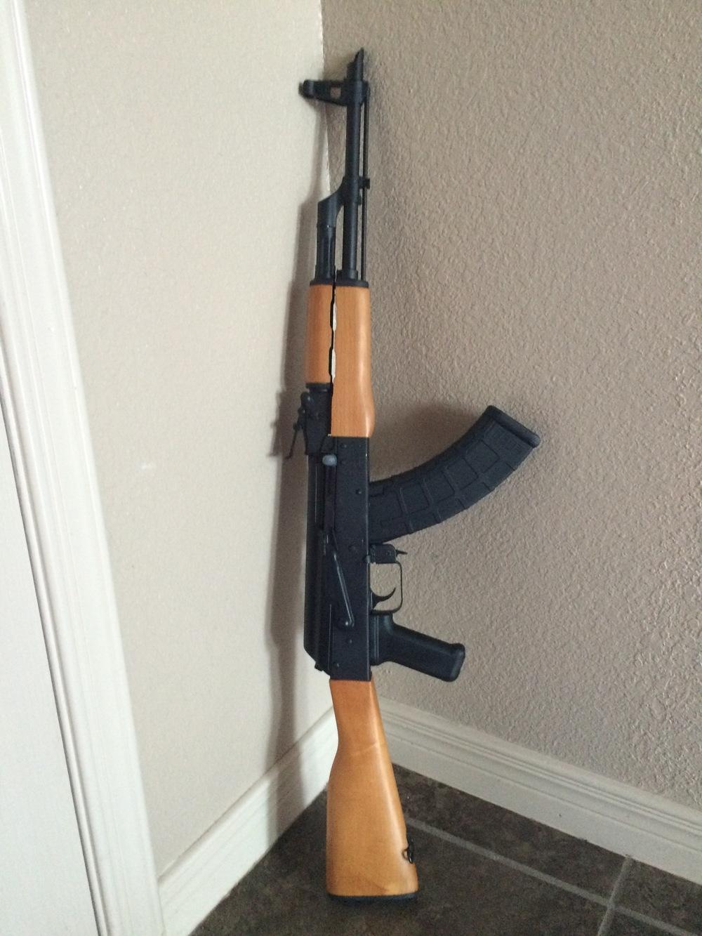 My plain WASR-10