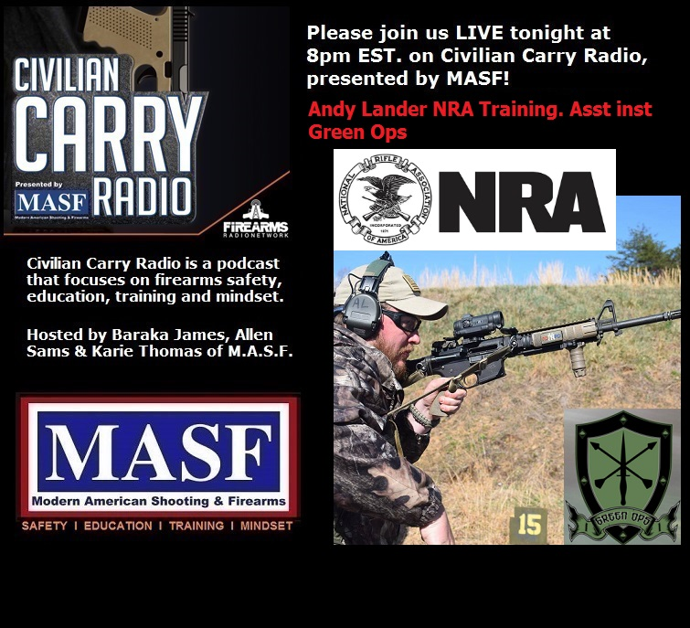Civilian Carry Radio 030 - Andy Lander NRA Training. Asst inst Green Ops+.jpg