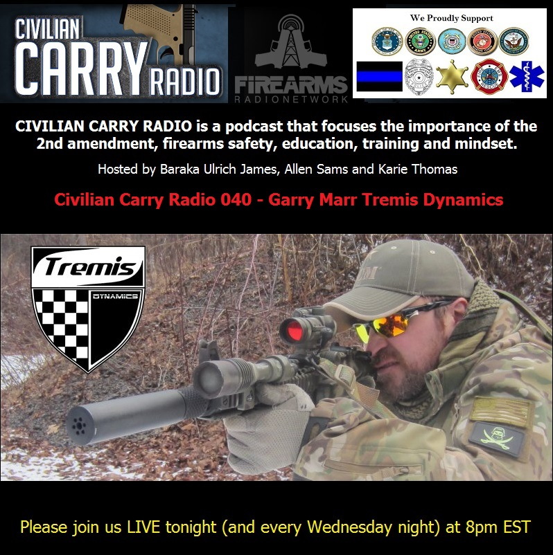 Civilian Carry Radio 040 - Garry Marr Rockwell Tactical Group and Tremis Dynamics.jpg