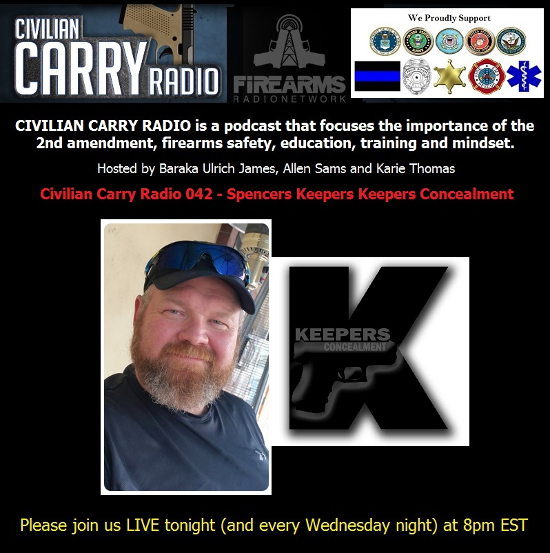 Civilian Carry Radio 042 - Spencers Keepers Keepers Concealment.jpg