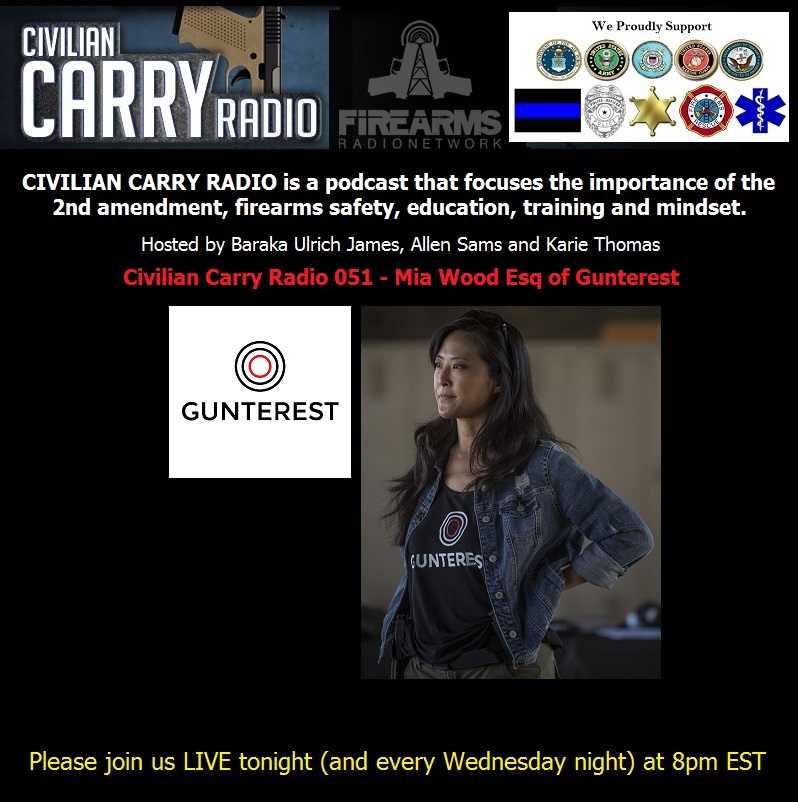 Civilian Carry Radio 051 - Mia Wood Esq of Gunterest.jpg