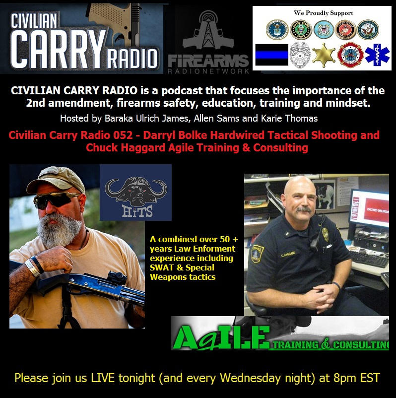 Civilian Carry Radio 052 - Darryl Bolke Hardwired Tactical Shooting and Chuck Haggard Agile Training & Consulting.jpg