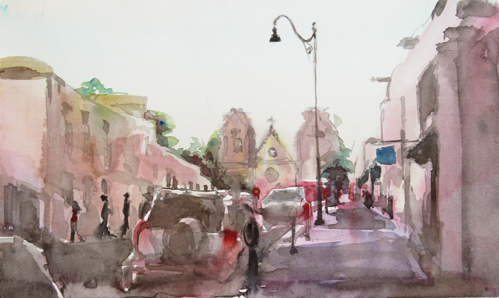 Sanfransisco Street