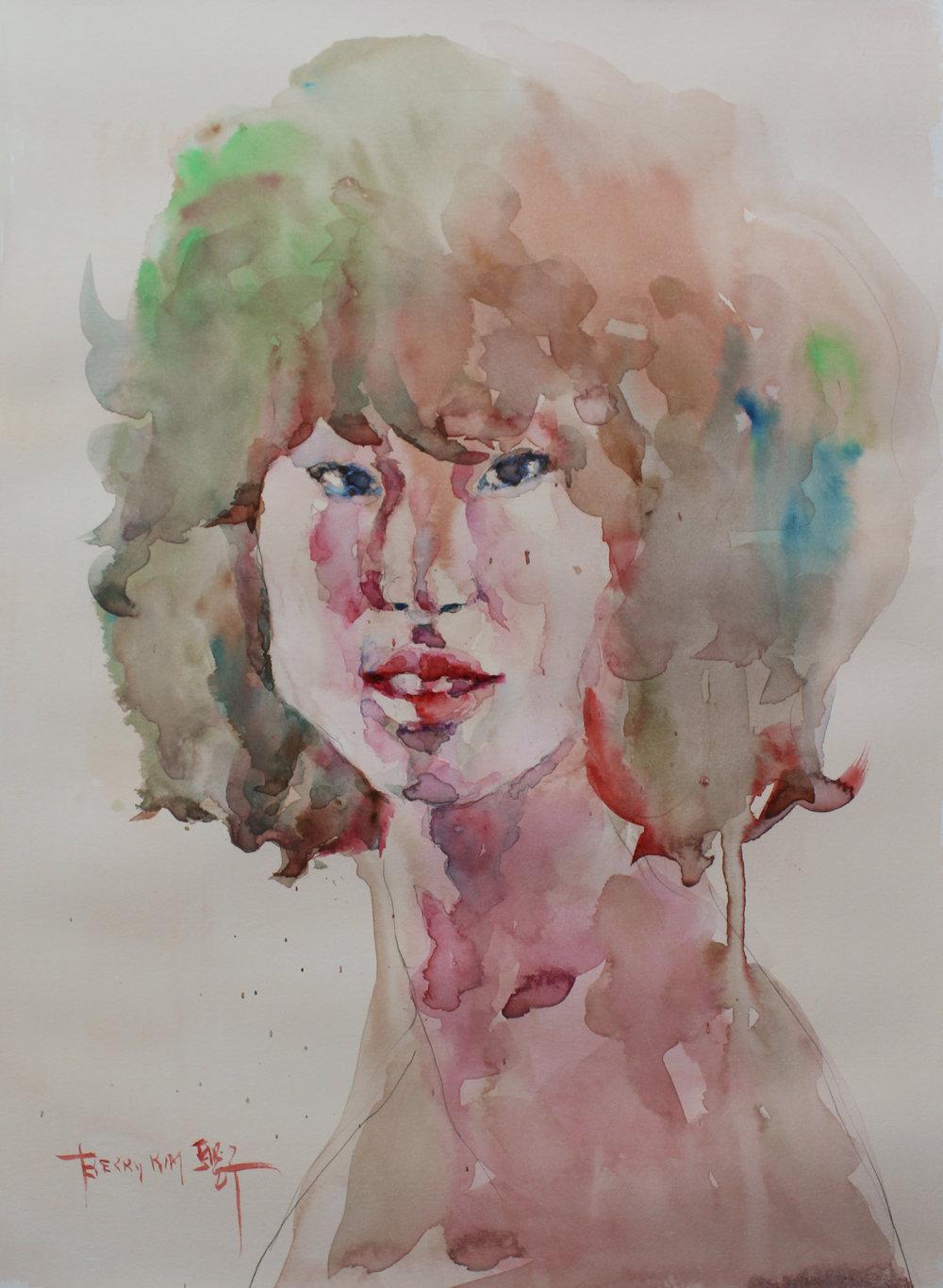 WC Portrait 1623 Becky