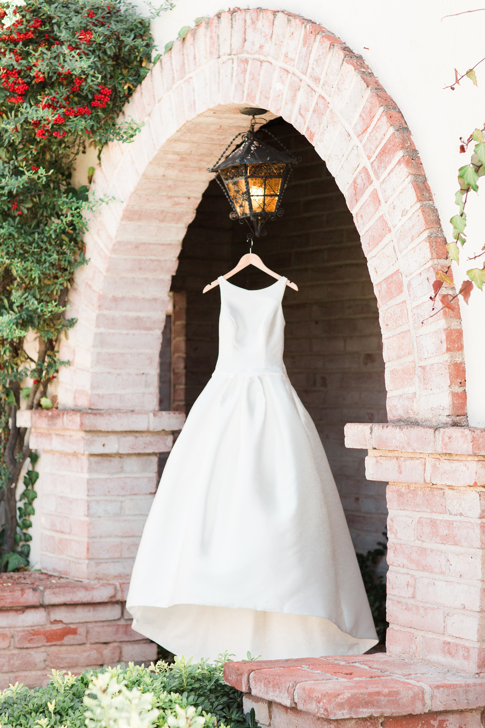Beautiful Pronovias gown from Gigi Bridal Boutique in Tucson